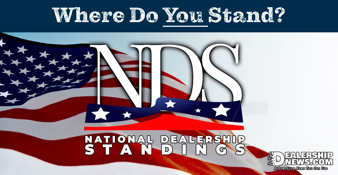 NDS - Where Do You Stand?