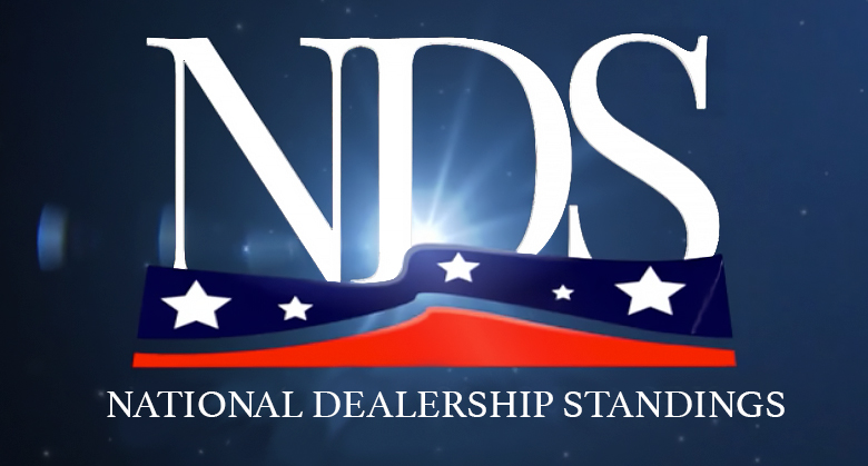National Dealership Standings