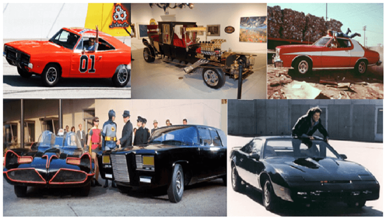 Cool Hollywood Cars