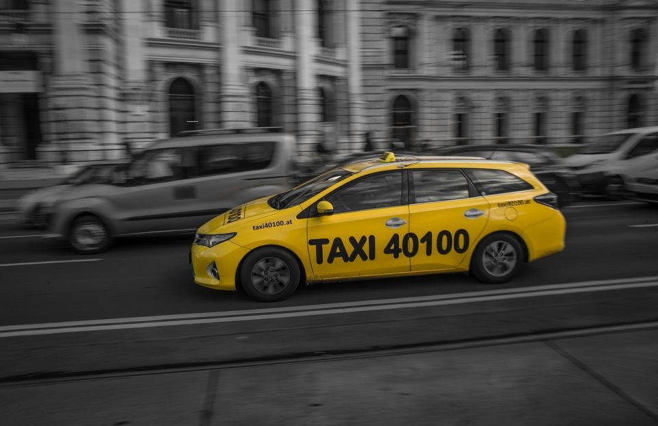 Leave Robo-Driving to the Taxis