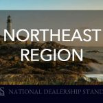 Northeast Region's National Dealership Standings for September 2018