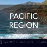 Pacific Region's National Dealership Standings for September 2018