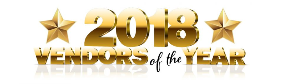 2018 Vendors of the Year