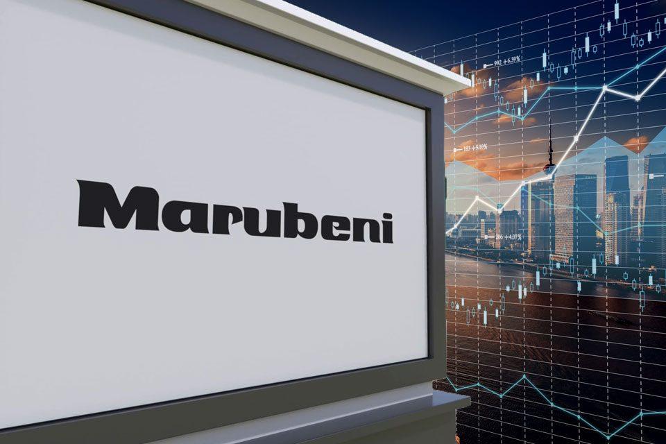 Marubeni Invests