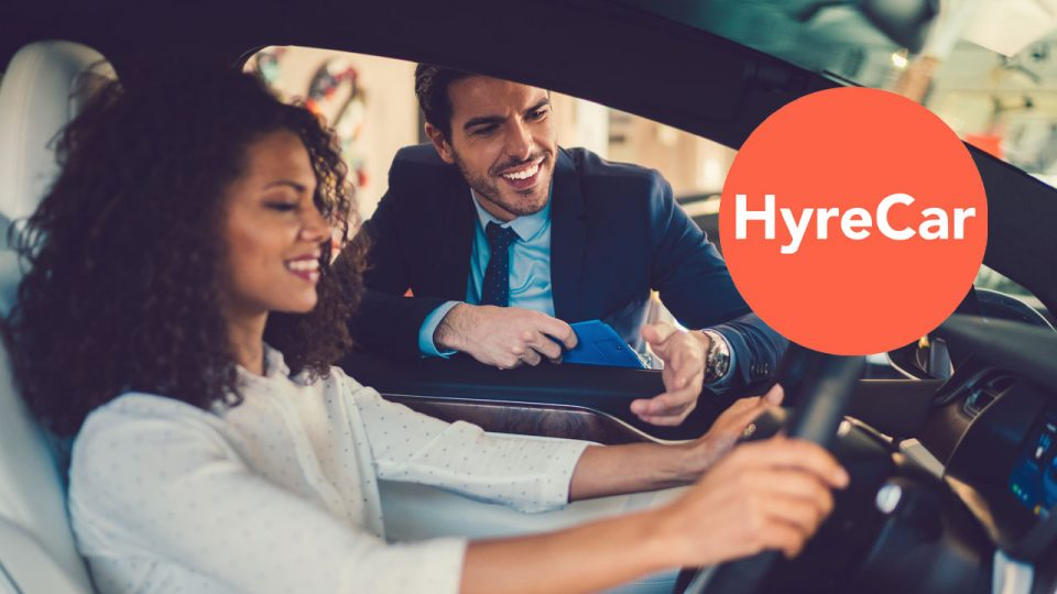 HyreCar helps you utilize aging inventory