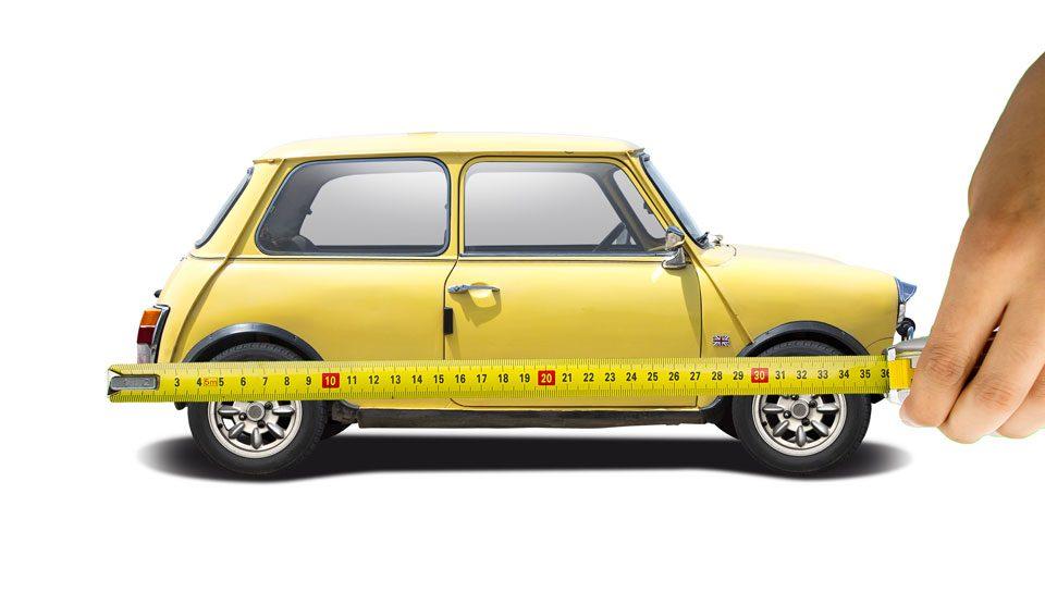 Measuring Car
