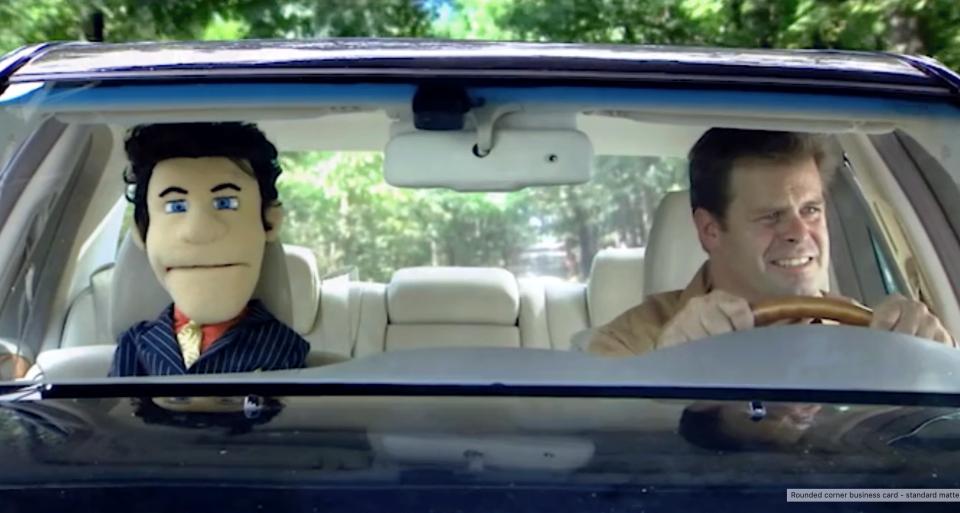Test Drive Humor