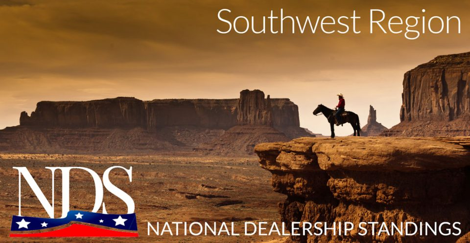 Southwest Region NDS