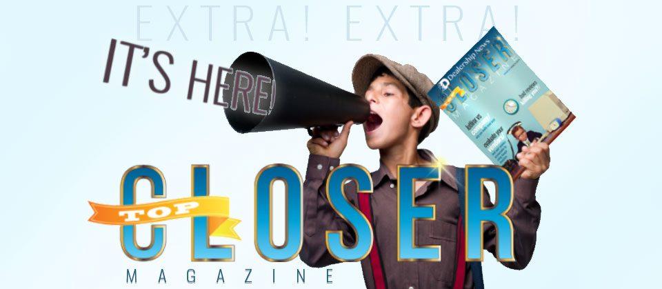Top Closer Magazine