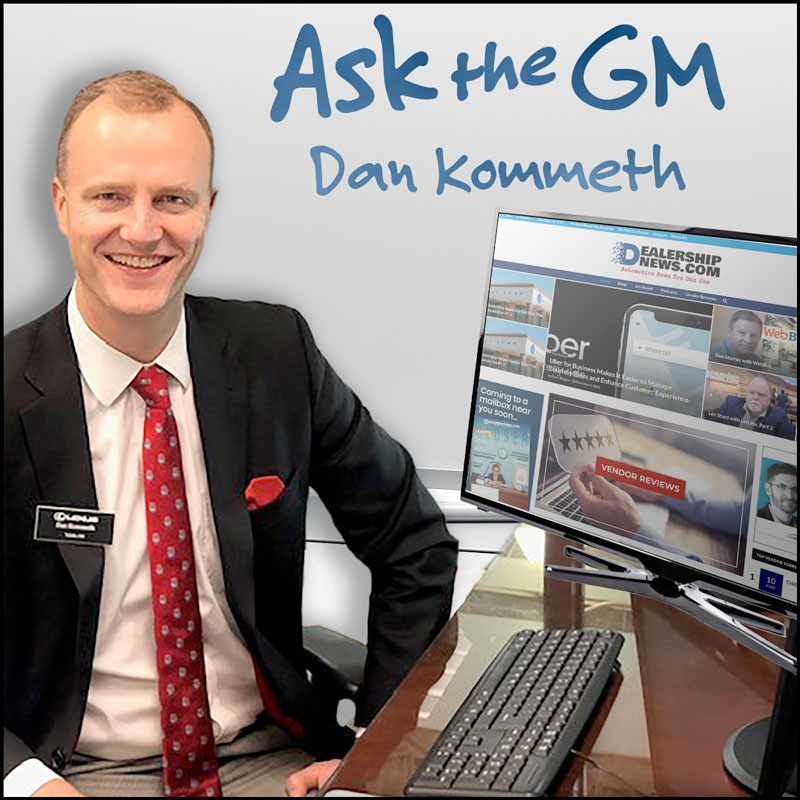 Ask The GM