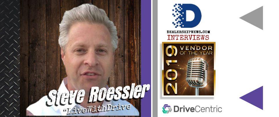 Steve Roessler - VOTY 2019