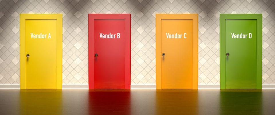 Choosing A Vendor