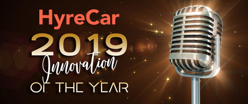 Hyre Car Innovation of the Year
