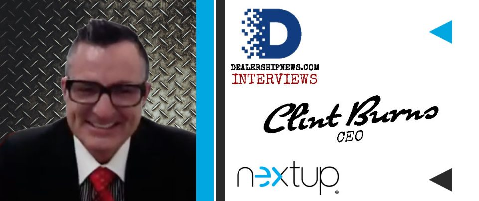 Clint Burns with NextUp