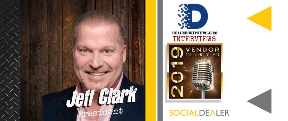 Jeff Clark VOTY 2019