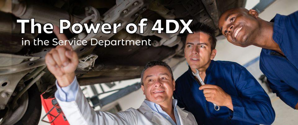 Power 4DX Service Dept
