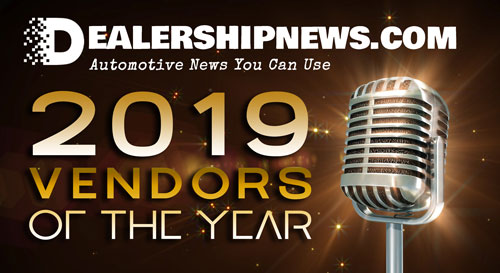 2019 Vendors of the Year