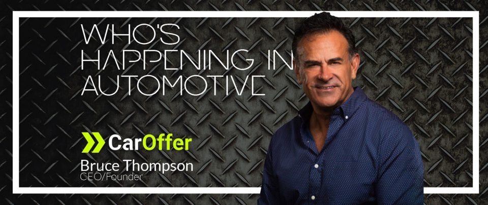 Bruce Thompson Car Offer